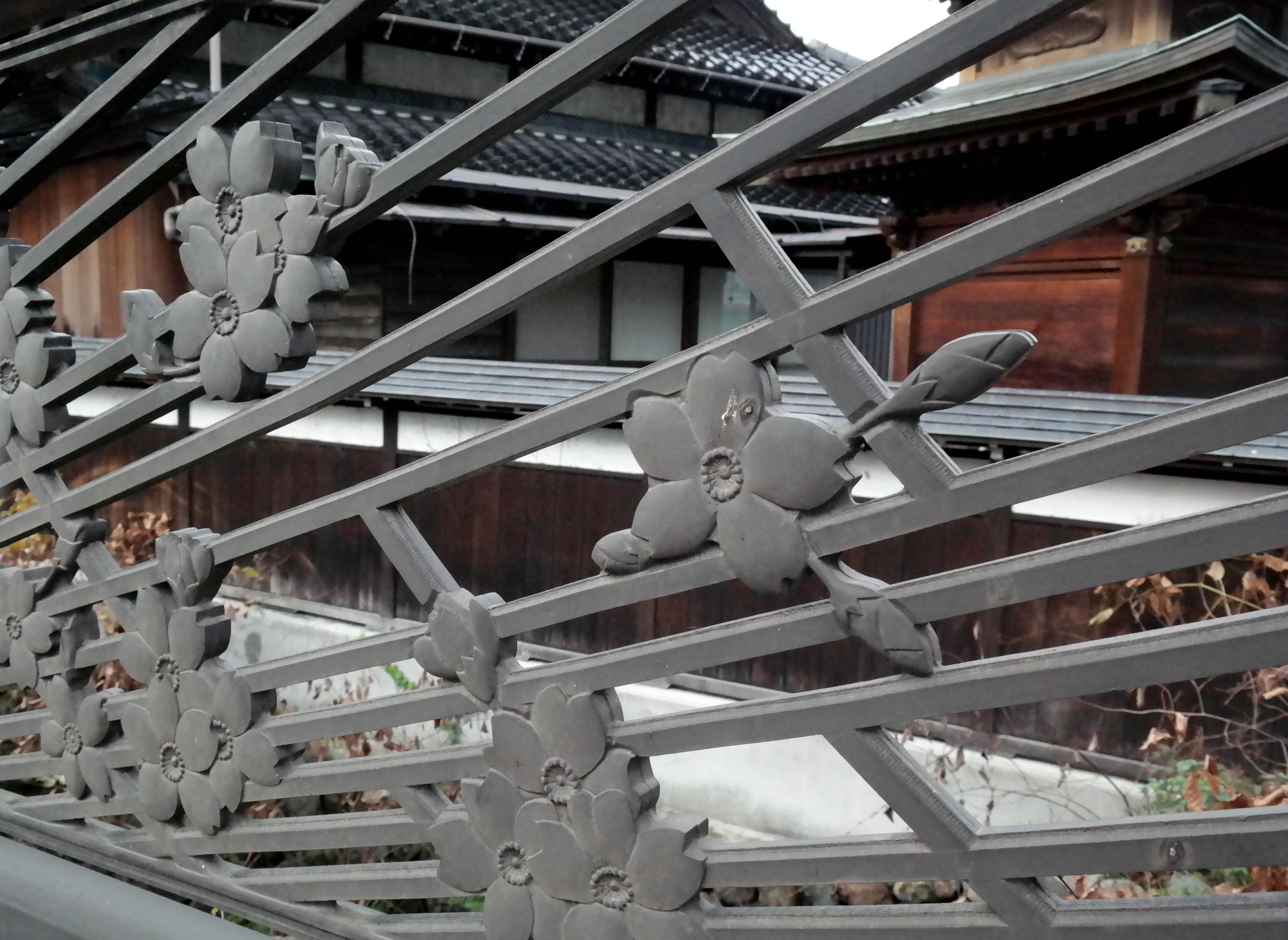 iron work details