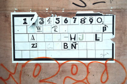 grids, numbers, logo, type delight