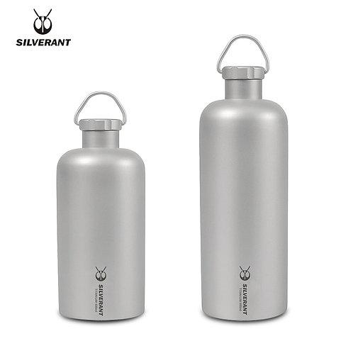 Titanium Portable Bottle 400ml & 600ml