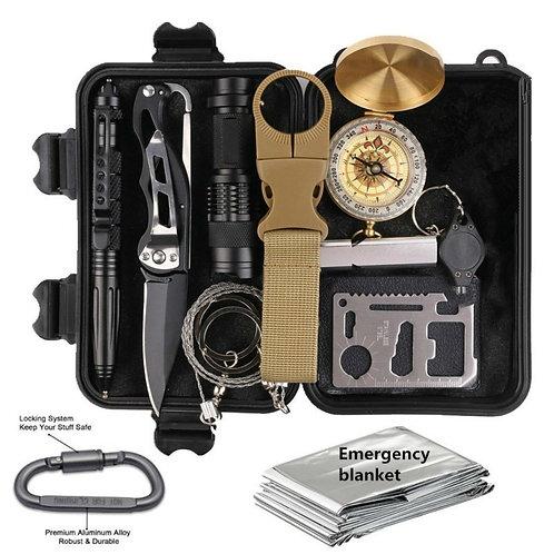 SOS Emergency Gear Survival Kit