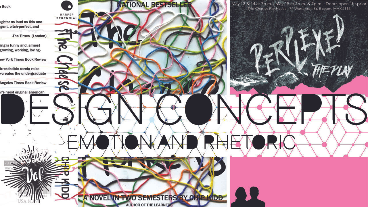 Graphic Design Class: Design Concepts