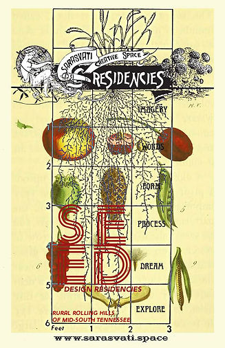 seed design residencies poster