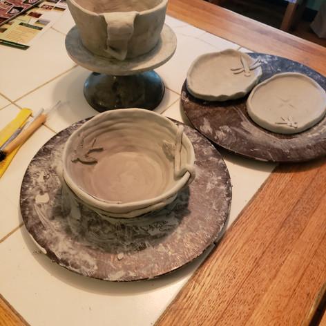 Pottery workshop