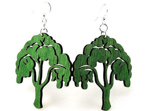 Tree of Life Earrings # 1067