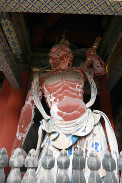 nikko gate guardian