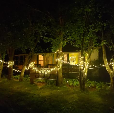 Evening Ambience Camp Wonder Wander