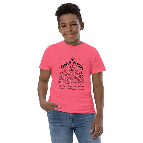 Pepper Patrol - Youth jersey t-shirt