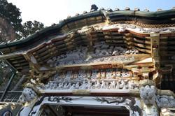 nikko gate detail