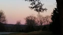 january sunsets 2016