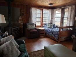 Pine Room Sleeping corner
