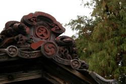 kitakata shrine woodwork
