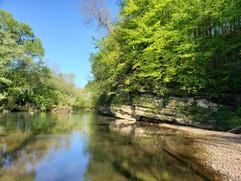 Buffalo River Swimming Hole