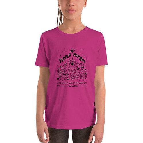 Pepper Patrol - Youth Short Sleeve T-Shirt