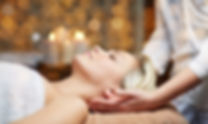 swedish massage middle aged woman