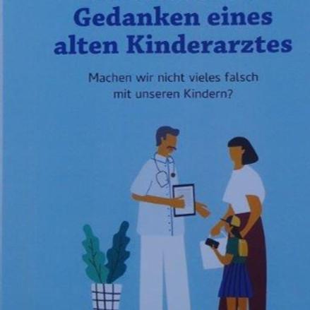 """""""Erfahrungen eines Kinderarztes""""  Autorenlesung mit Gerd Seyerl"""