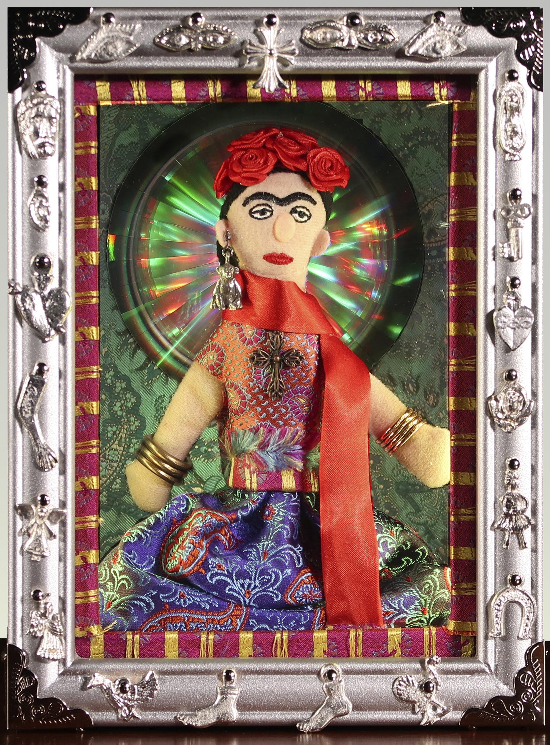 Frida in Silver