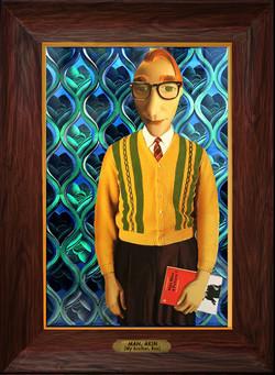 Man akin (My brother Ron)