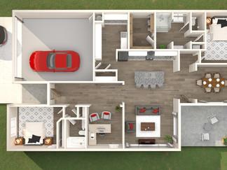 3D Home Floor Plan