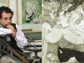 Chens Art Gallery 卡洛斯 弗朗哥 Carlos Franco《埃涅阿斯紀》 以當代手法詮釋古典史詩