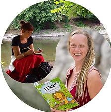 Sandrine en Agatha yin yang.jpg