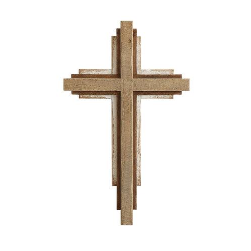 Wood Wall Cross