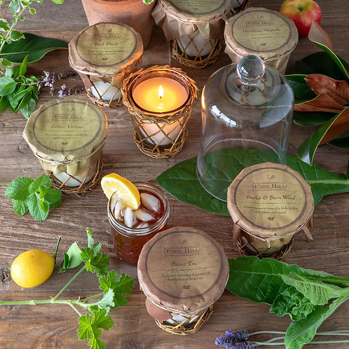 Park Hill Linen Willow Candle