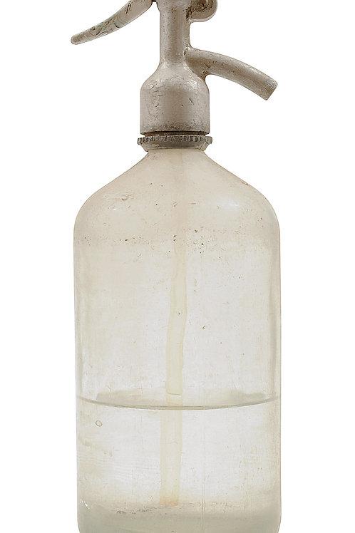 Vintage Used Seltzer Bottle