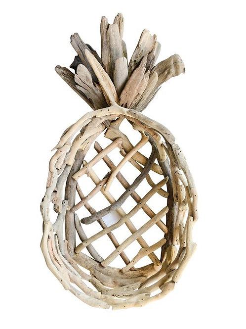 Driftwood Pineapple Tray