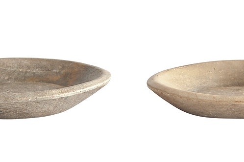 Found Decorative Marble Bowl (Each one will vary)