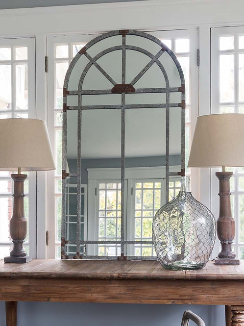 Palladian Entry Mirror