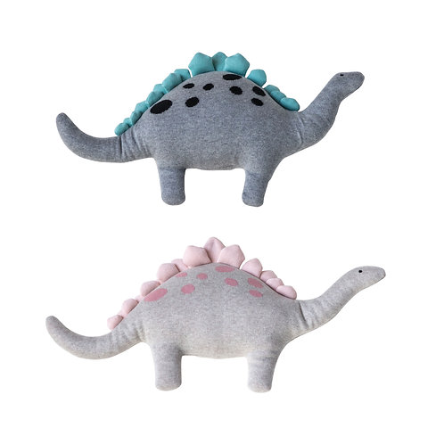 Cotton Knit Dinosaur (Set of 2 Colors)
