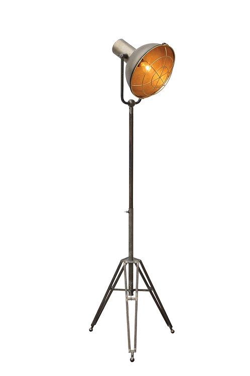 Tripod Style Metal Floor Lamp