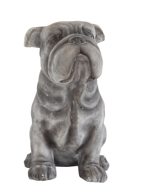 Magnesia Bulldog Decoration