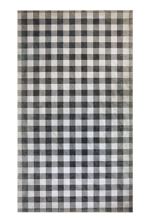 Black Buffalo Check Decorator Paper