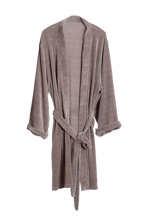 Velour Bathrobe (One Size Fits Most)