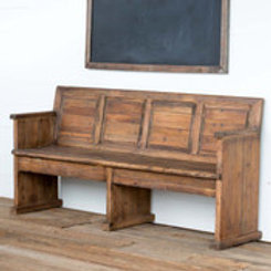 Chapel Bench