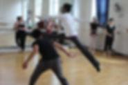 adult ballet class cardiff newport