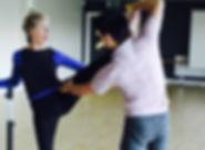 adult ballet class cardiff beginner newp