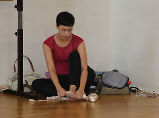 adult ballet class school lesson cardiff dance beginner pointe daisuke miur