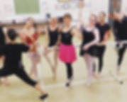 adult ballet class cardiff