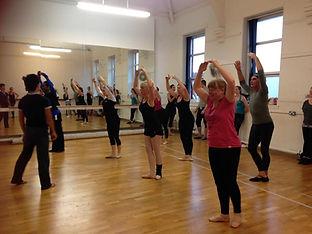 adult ballet beginner Cardiff Newport