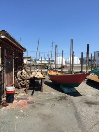 Boatyard Gloucester