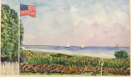 Kristin Commission  Green Hil Beach