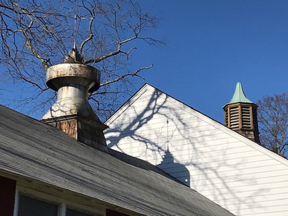 Cupolas on the Farm