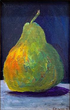 Warm Pear