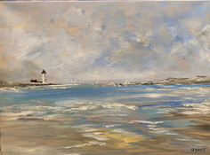 Sailing to the Lighthouse