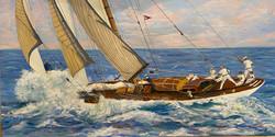 Marconi Under Sail