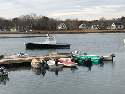 Working Boats Kennebunkport