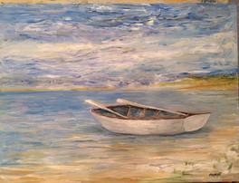 skiff beached with oars.jpg