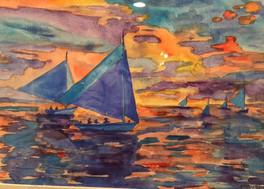 watercolor sunset sail.jpg